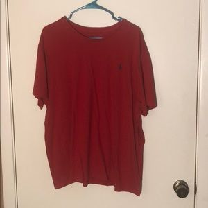 Polo Ralph Lauren Red T-shirt